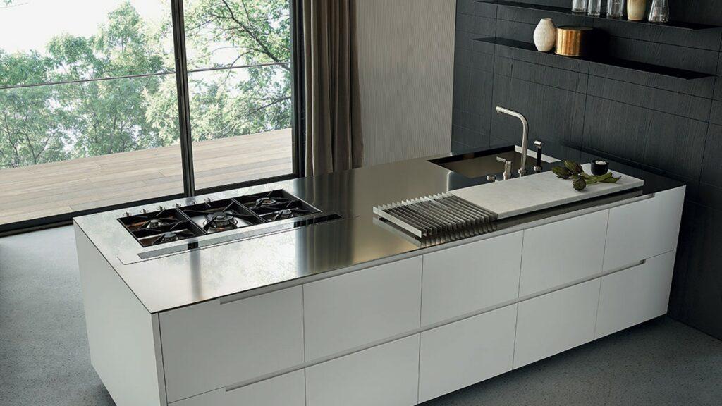 die besondere griffleiste bocucina k chen raumdesign. Black Bedroom Furniture Sets. Home Design Ideas