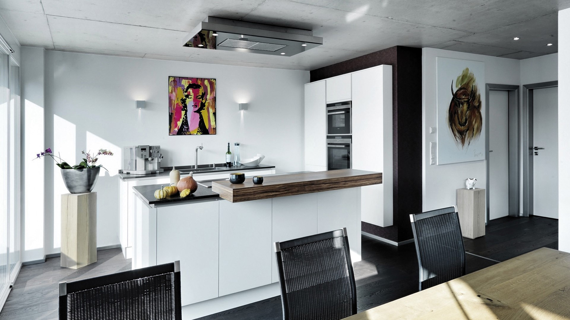 Bm5 Bocucina Küchenraumdesign